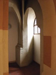 Buesserzelle Dh.kirche